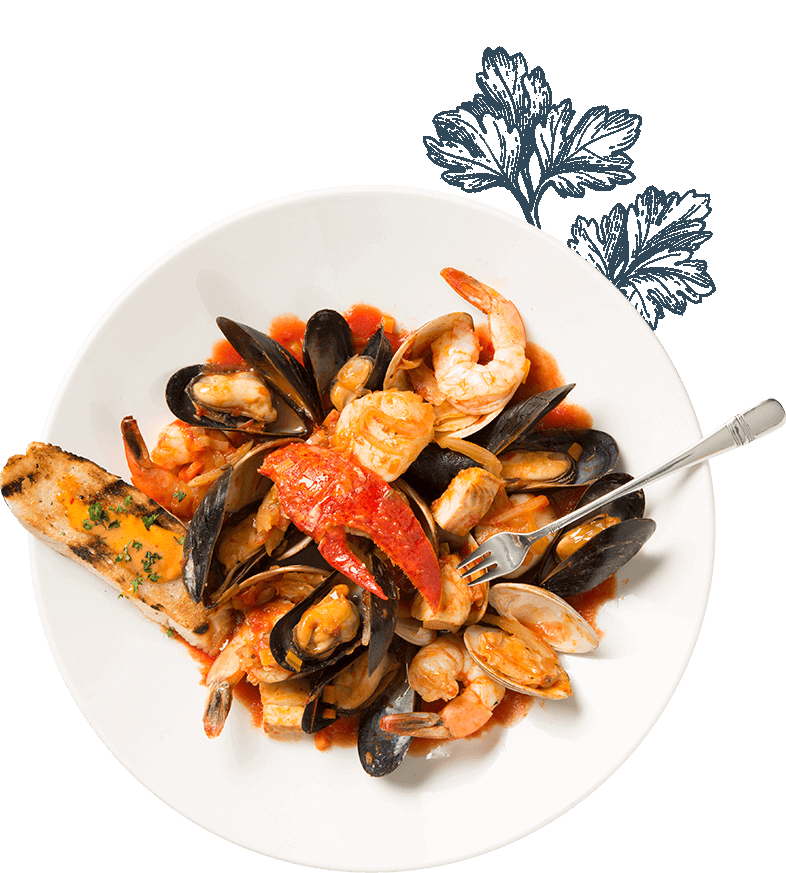 Shellfish Cioppino